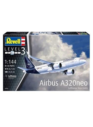 Revell  Maket Airbus A320neo 03942 Renkli